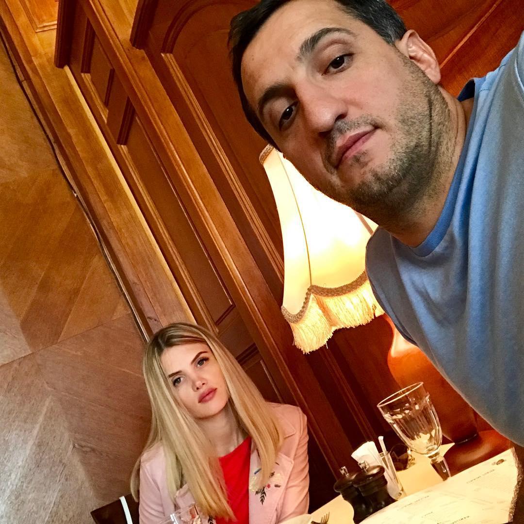 Арарат кещян и его жена екатерина шепета фото со свадьбы