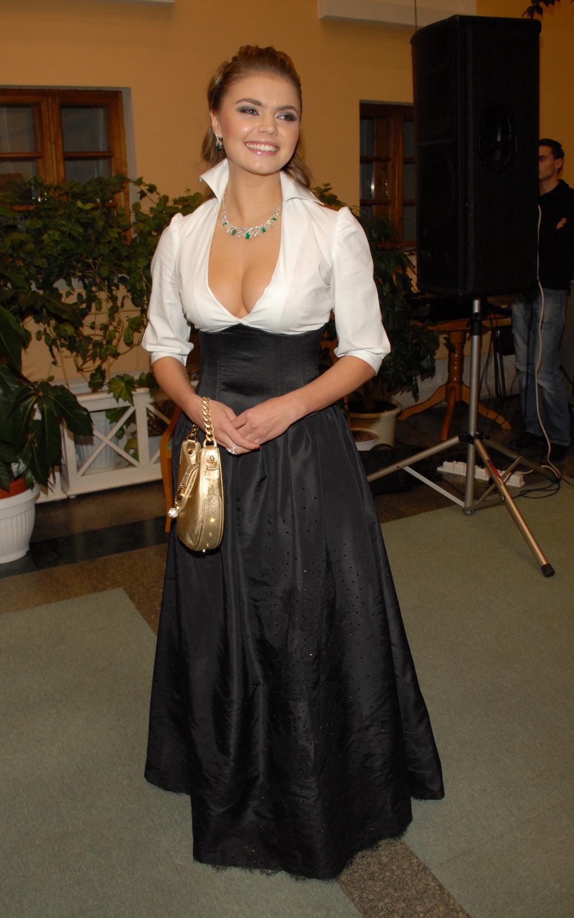 Алина кабаева похудела поправилась