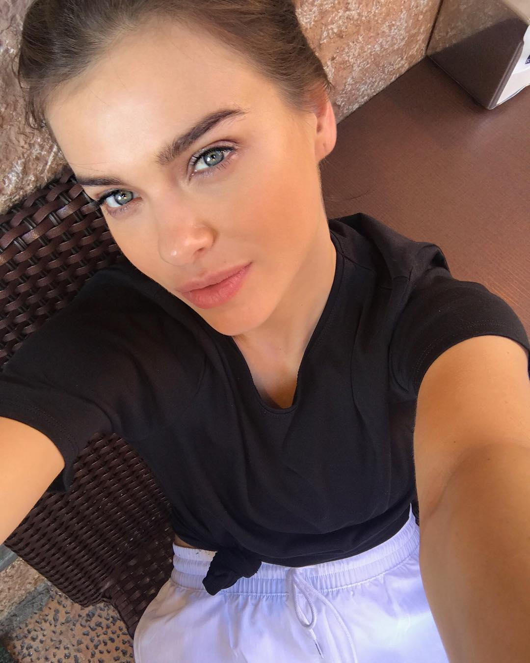 Елена Темникова показала себя фанатам без макияжа»