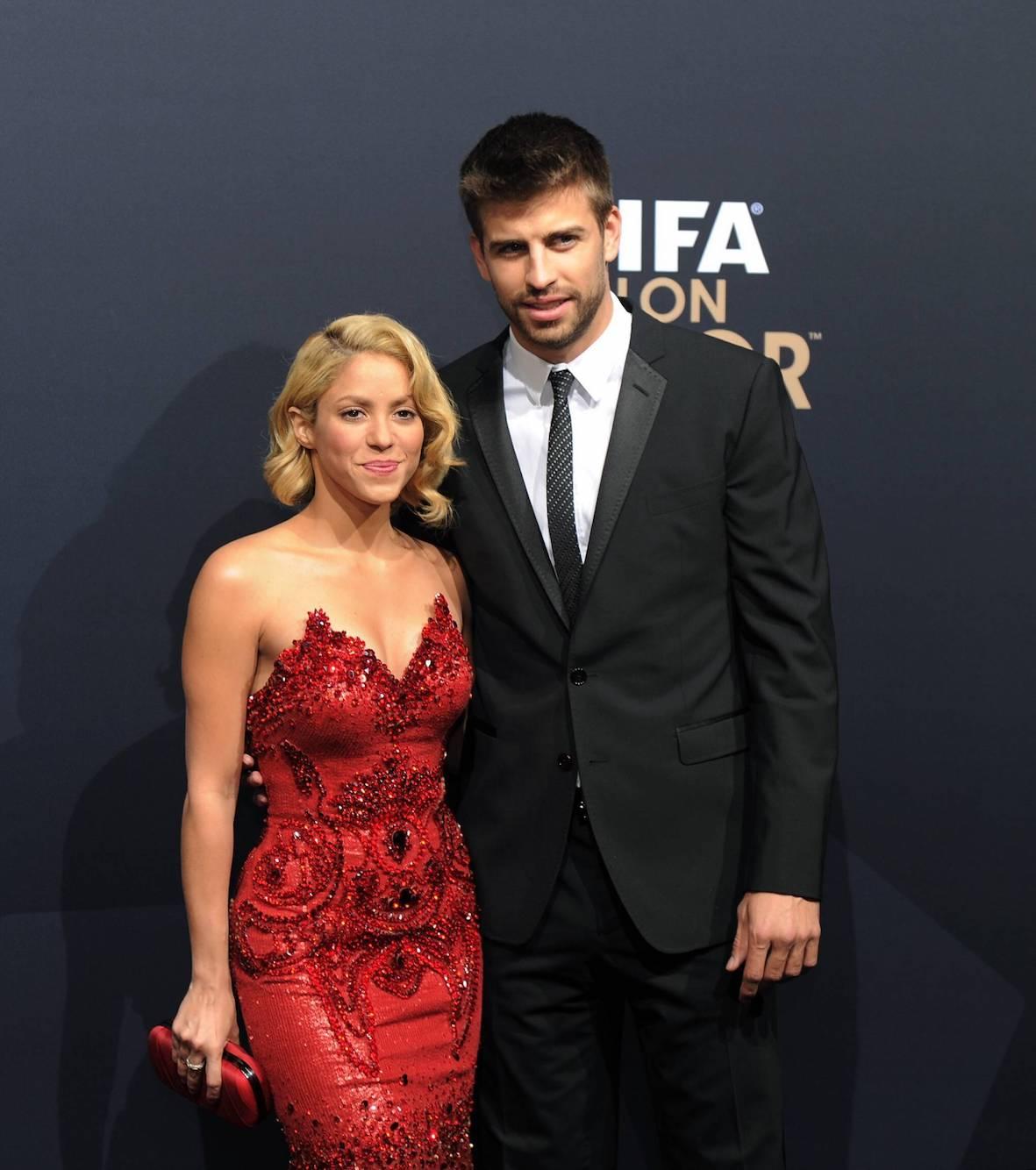 Шакира и Жерар Пике расстались после 7 лет отношений