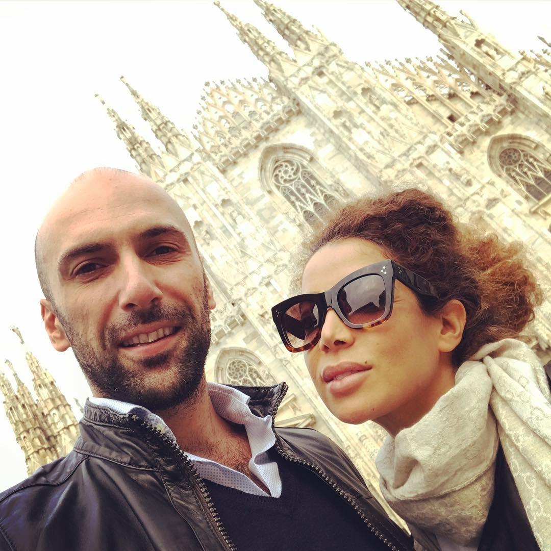 Хореограф Евгений Папунаишвили иего супруга-итальянка станут родителями