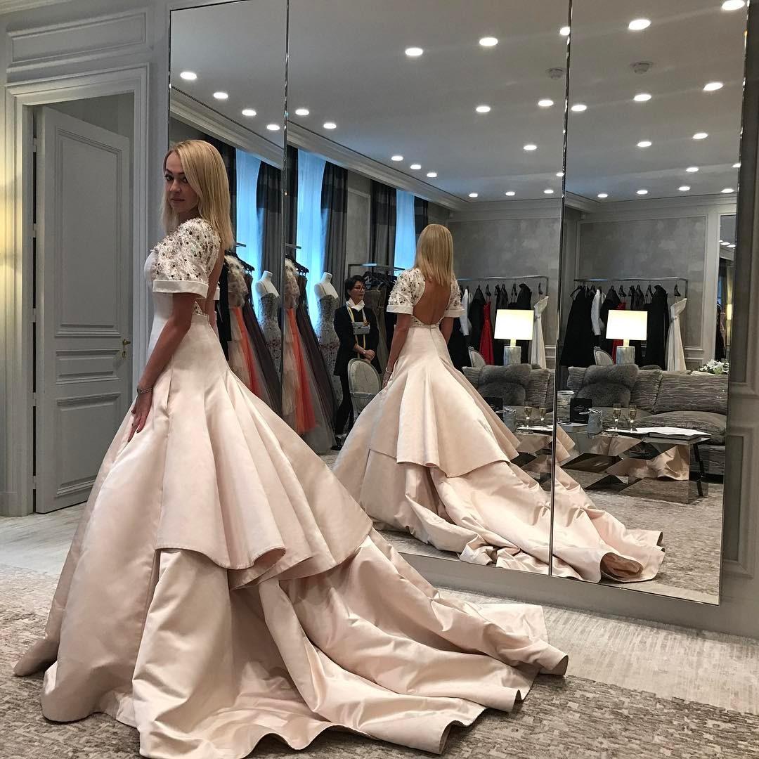 Фото свадебного платья яны рудковское