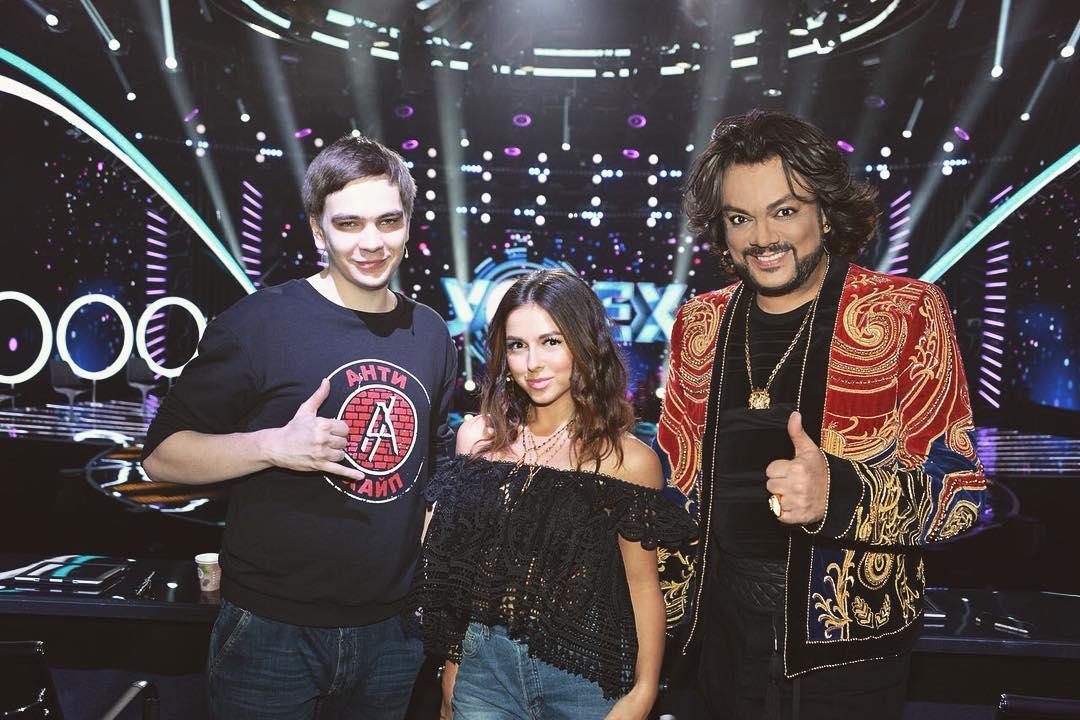 Рэпер Гнойный выгнал ставропольского певца изшоу «Успех»