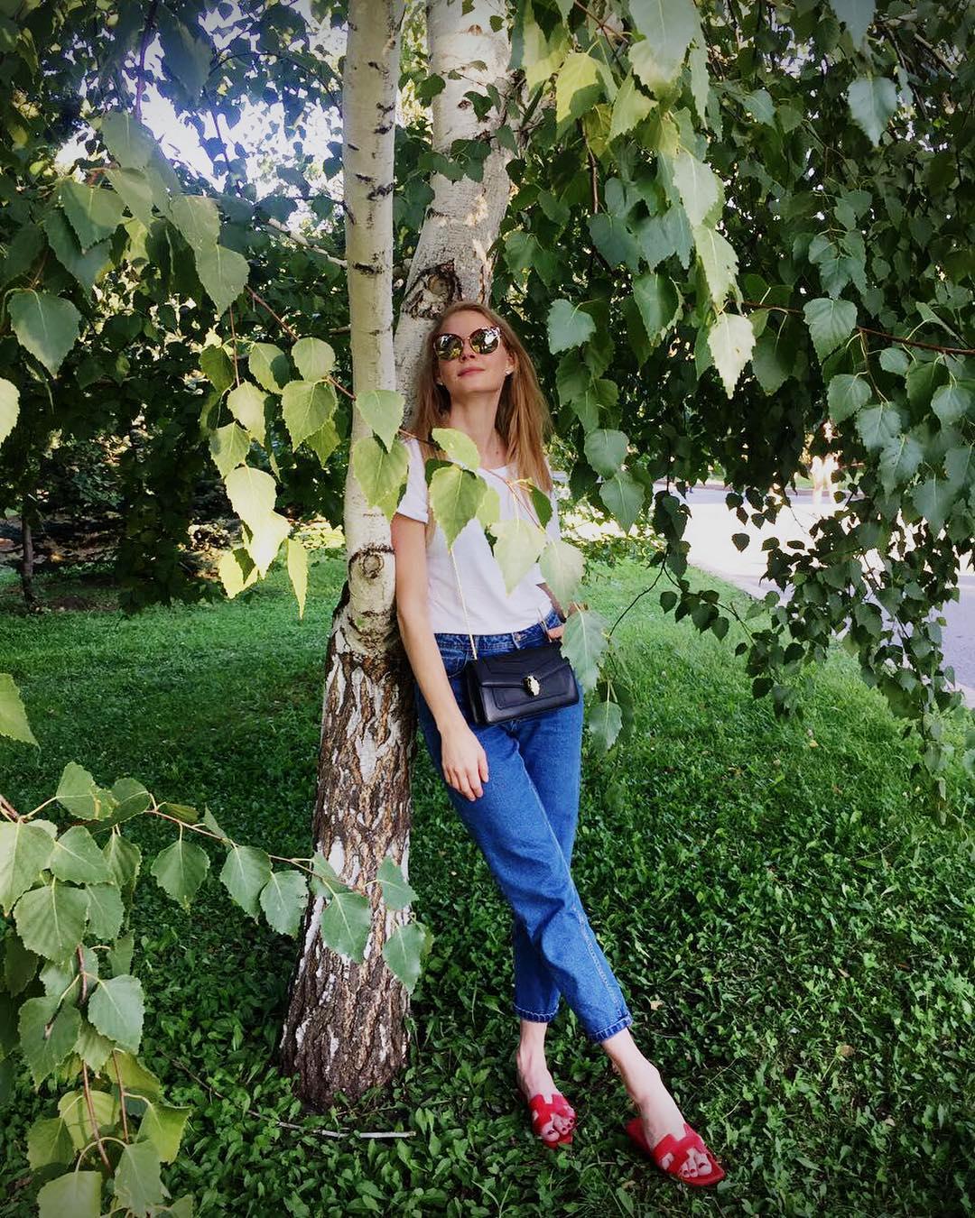 Светлана Ходченкова предпочитает отдых в одиночестве
