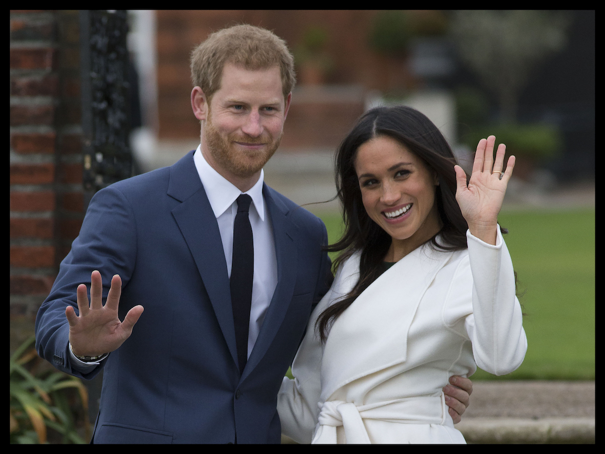 Принц Гарри иМеган Маркл объявили точную дату свадьбы