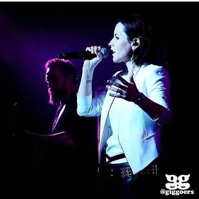 Нестало вокалистки группы The Cranberries Долорес О'Риордан
