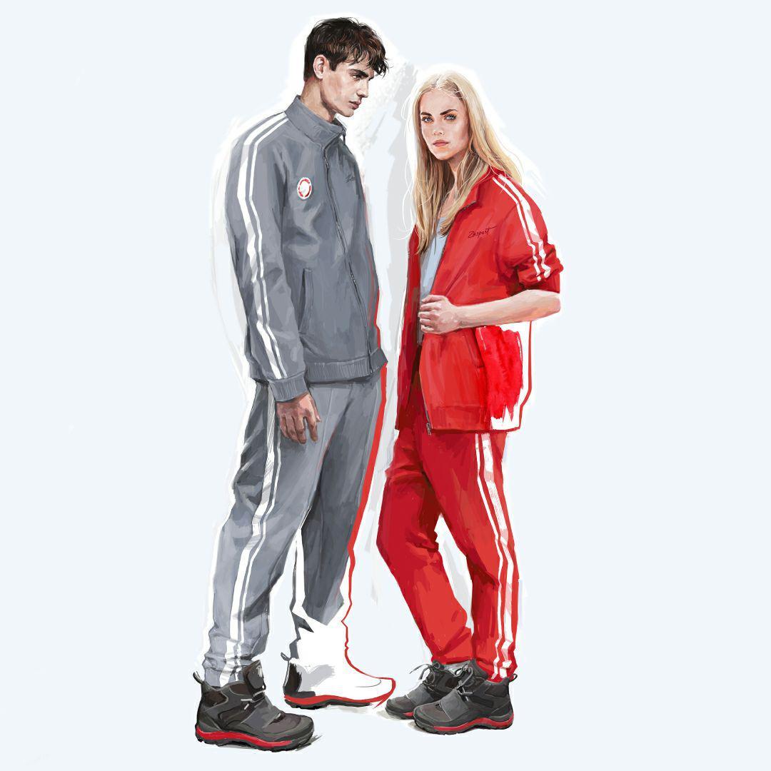 Zasport обнародовала эскизы «нейтральной» формы для русских олимпийцев
