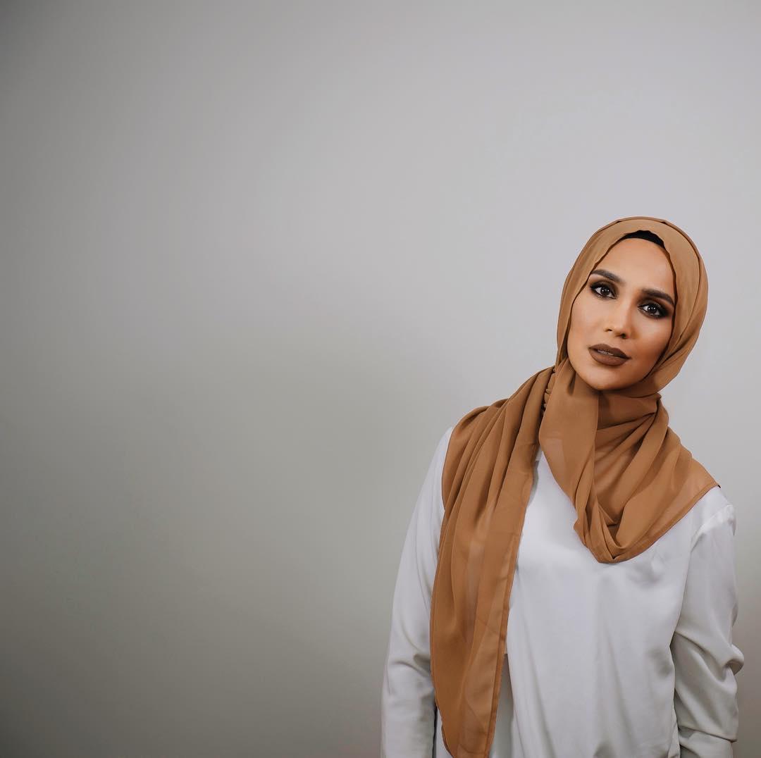 Мусульманка вхиджабе будет рекламировать косметику для волос