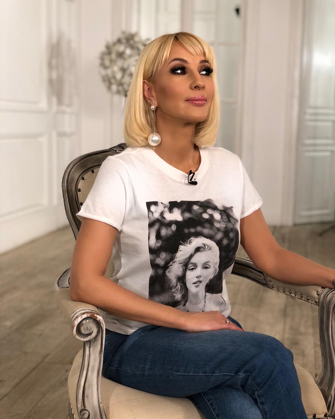 Лера кудрявцева причёска фото