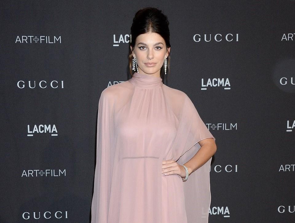 Роскошные наряды и счастливые влюбленные пары: звезды поддержали режиссера Гильермо дель Торо на LACMA Art + Film Gala 2018