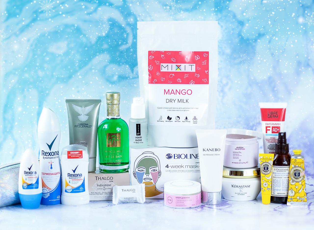 WMJ BOX: топ идеальных бьюти-средств, которые помогут пережить холода без вреда для кожи и волос