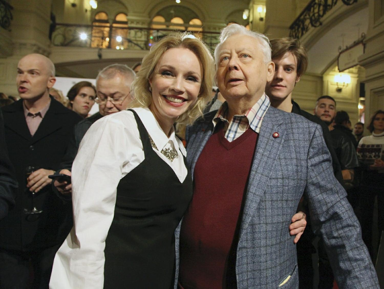 Вдова Табакова раскритиковала Проклову за откровения на шоу о домогательствах
