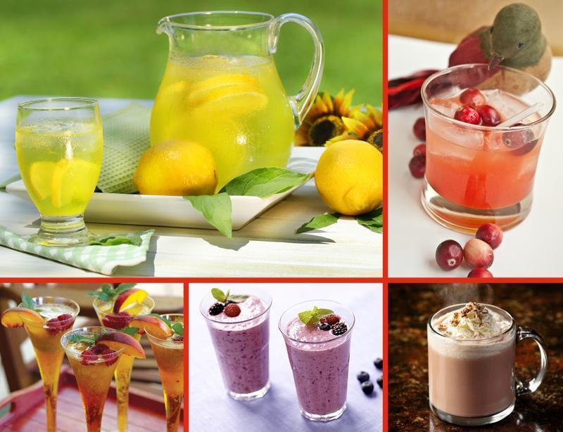 безалкогольный тропический коктейль рецепты с фото
