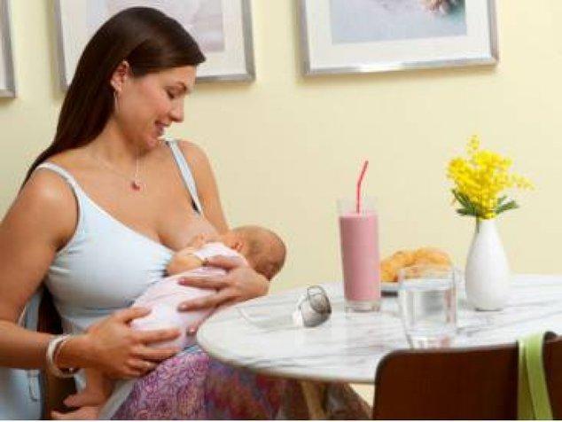 Питание кормящей мамы в первый месяц после родов: примерное меню на день и рецепты