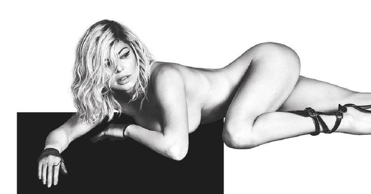 Girl fergie big naked
