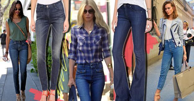 Джинсы с высокой талией - женские джинсы с высокой посадкой (94 фото): с чем носить