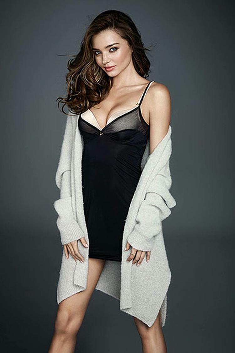 Миранда Керр в новой рекламе HM изоражения