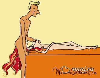 Позы в сексе мужчина с низу ноги в верх