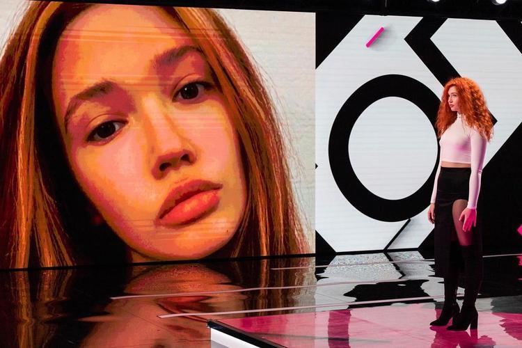 Вероника осичкина веб камера модель как попасть в рекламу одежды