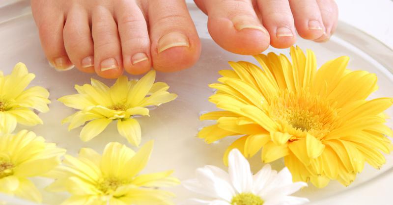 Препараты от грибка и потливости ног