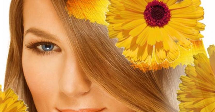Отбеливающая маска для волос